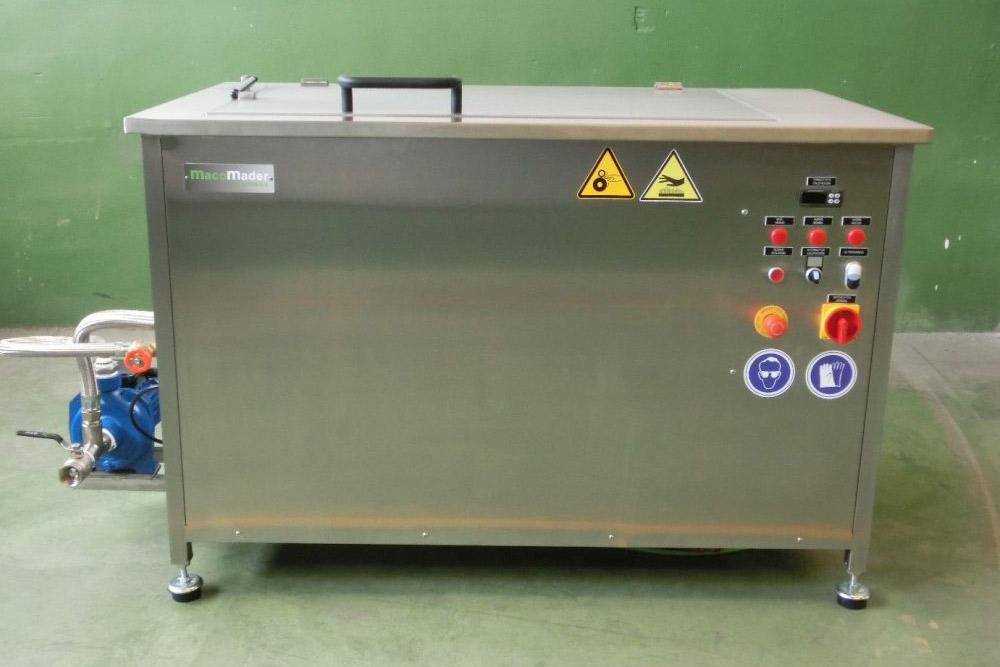 Máquina Ultrasonidos